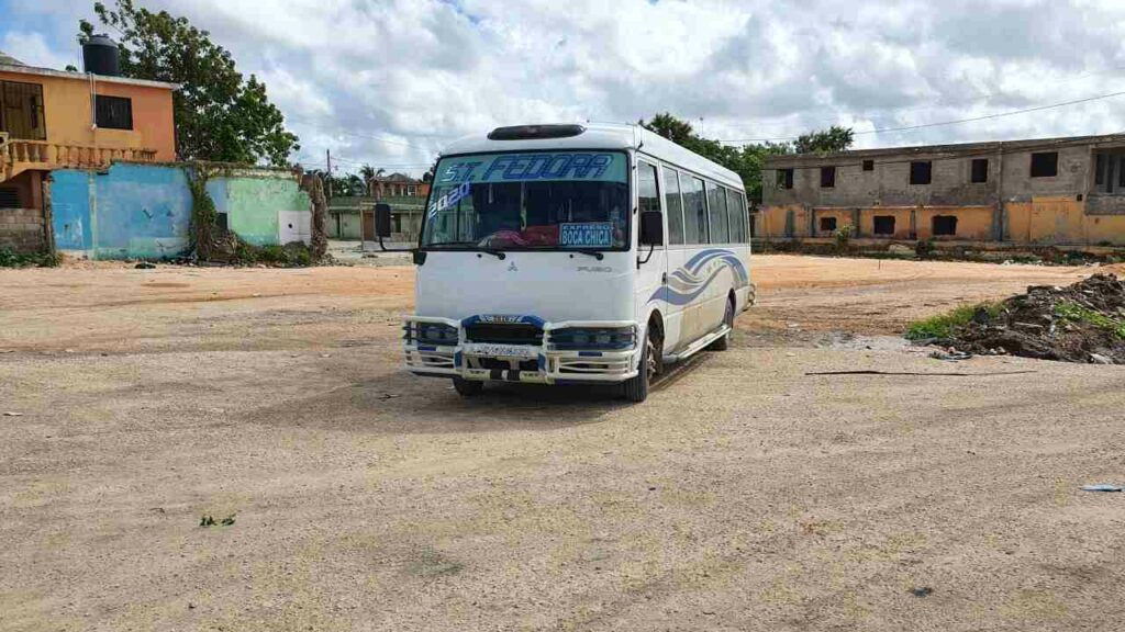Dominikanische Republik - Guagua